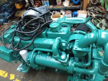 Doosan 200 CV tarado a 125 hp Motori