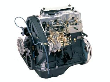 MOTOR HYUNDAI D4BB PARA MARINIZAR Motori