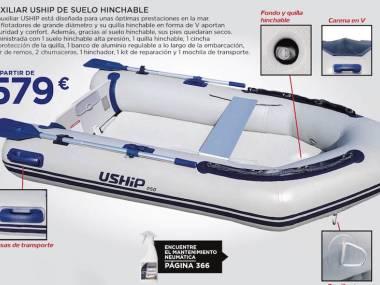 Embarcaciones neumáticas auxiliar Altro