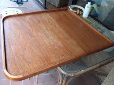 mesa de salón plegable  Eq. coperta