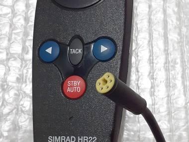 Control remoto SIMRAD HR22 Elettronica