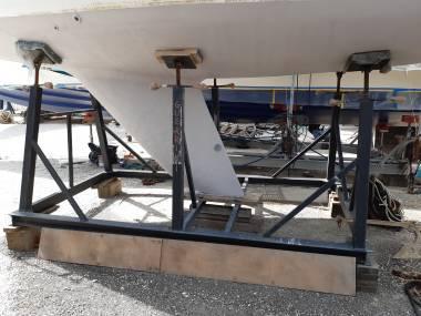 Invaso / sella per barca Attrezzature del porto