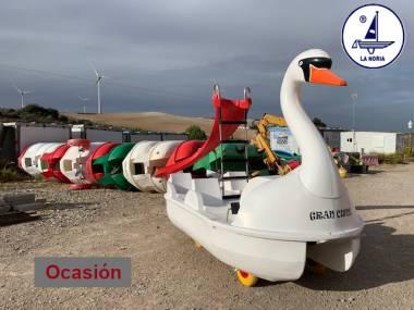 Hidropedal Gran Pedal Cisne - Ocasión Navigazione