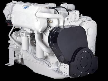 2 Motori Cummins QSC 8.3 + Invertitori Motori