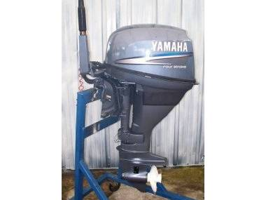 Motor Yamaha F 25 DETL 4 Tempos Motori