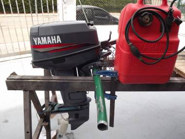 Motor fueraborda Yamaha 25 cv Motori