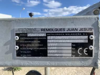 Remolque 1 eje 1800kg  Rimorchi