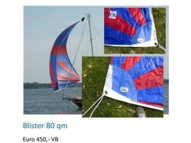 Sail - Blister / Spi. Vele/tende