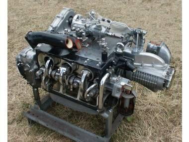 Commer TS-3 Motori
