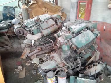 coppia motori Detroit Diesel 6V53 turbo Motori