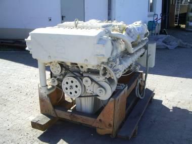MAN 2842LZE Generalüberholt Motori