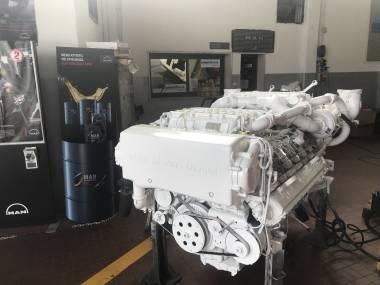 MAN D2842 LE409 1500CV Motori