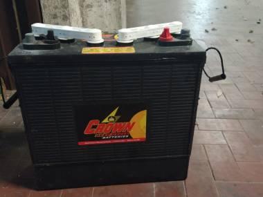 Batterie Deep Cycle 200Ah 12 Volt Elettricità
