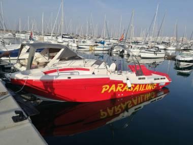 NUEVO BARCO PARACAÍDAS/PARASAILING ORCA 10.400 Navigazione