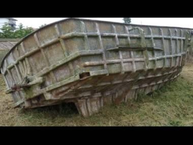 Moldes barcos de pesca Altro