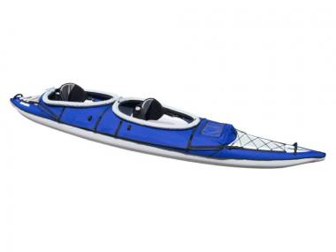 Aquaglide Telo copri kayak biposto, due utenti  Windsurf