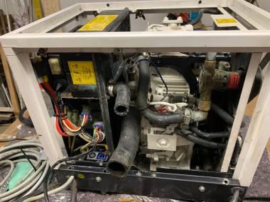 generatore di corrente diesel mase 2,6 Kw Elettricità