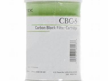 Pentek CBC-5 Carbon Aqua Filtro, W.5CB478 Comfort a bordo