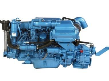 MOTOR MARINO NANNI DIESEL 6.420TDI CON CAJA MARINA 320HP Motori