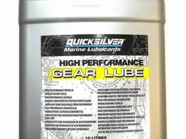 Gear Lube SAE90 Quicksilver Lata de 9,5 litros Motori
