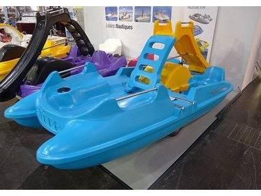 PE-Tretboot Polyboat Balado 4  Kayaks/Canoe