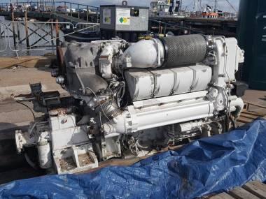 MTU M 72 Motori