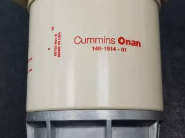 FILTRO DE COMBUSTIBLE ONAN CUMMINS Motori