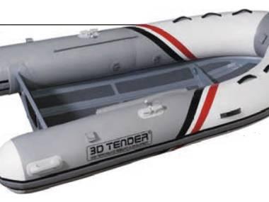 Embarcaciones semirrigida auxiliar casco aluminio Altro
