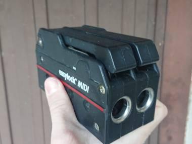 Stopper Easylock Midi doppio ( 2 vie/drizze)  Eq. coperta