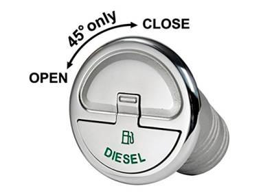 Boca de Llenado Diesel 50mm Altro