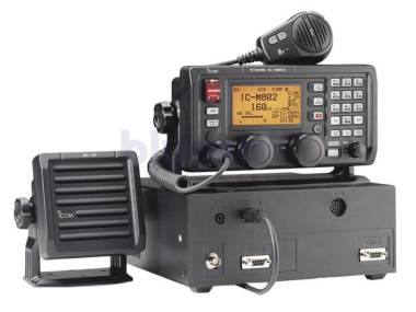 ICOM M802 Elettronica