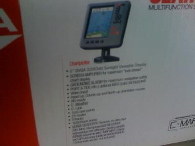 chartplotter e fishfinder seahorse multifunction station seiwa Elettronica