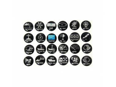 Etiquetas adhesivas paneles Altro