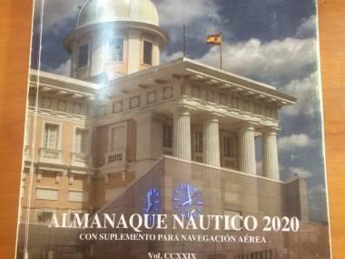Almanaque náutico 2020 Decor. Libri