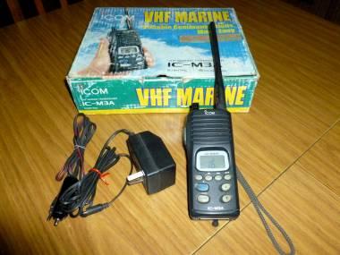 Handy Vhf Icom Ic-m3a Banda Marina Elettronica