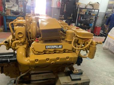 Motores Caterpillar Motori