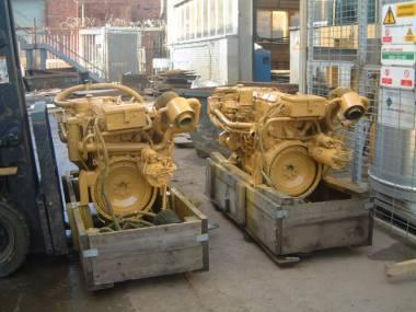 CATERPILLAR 3216 Motori
