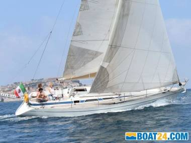 Main sail & Genoa grand soleil 343 Vele/tende