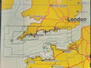 Carta C-MAP English Channel Elettronica