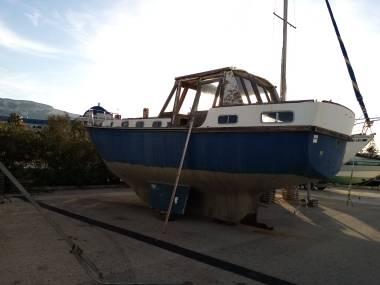 Moto velero Navigazione