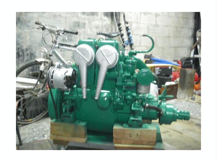 motor volvo penta MD 11 C 23HP di seconda mano 55550 - iNautia