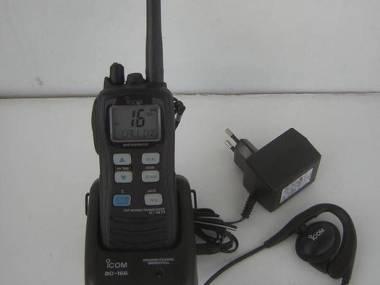 VHF radio Icom M71 portátil Elettronica