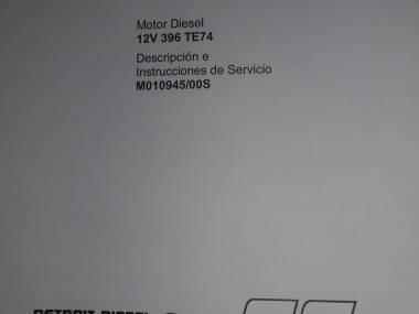 Manuales MTU Motori