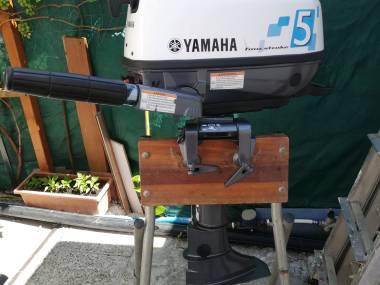 Motore fuoribordo Yamaha 5 cv 4 tempi Motori