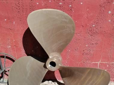 Hélice de bronce Altro