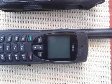 Teléfono satélite Iridium 9555 Elettronica