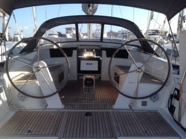 Rueda timón inox Jefa Steering 900mm. Mallorca Navigazione