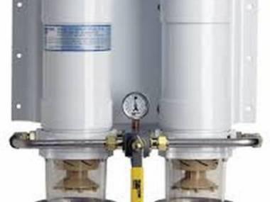 Racor Parker Turbine Dual fuel filtro-separador Series 900 Motori