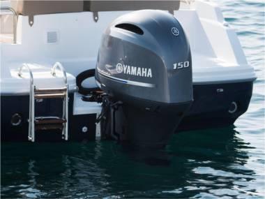 Motor Novo Yamaha F150DETX Ref N337 Motori