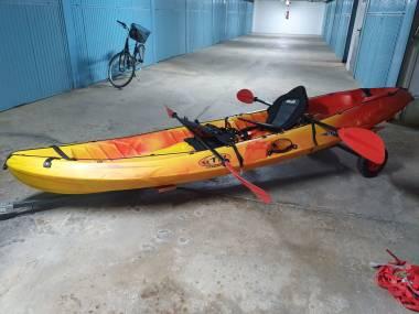 KAYAK + REMORQUE  Kayaks/Canoe